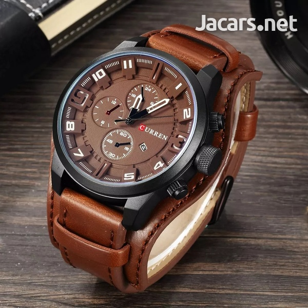 Curren Military Watch - Fashion Tachometer-4