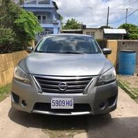 Nissan Sentra 1,8L 2013