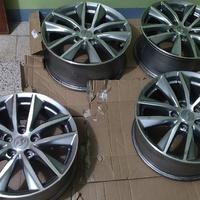 17 inch 5x114 OEM Infiniti/Nissan Wheels/Rims
