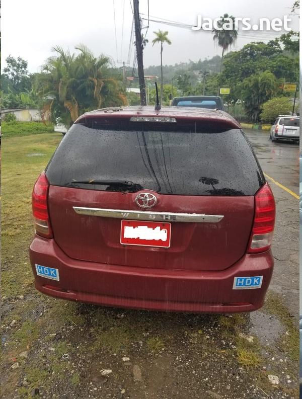 Toyota Wish 1,8L 2006-2