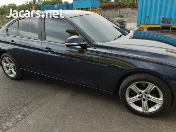 BMW 3-Series 1,9L 2013-14