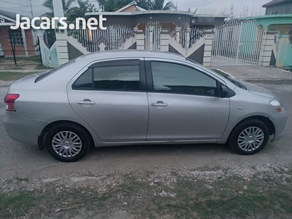 Toyota Belta 1,3L 2008-1