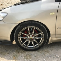 4 lug 17 inch rims and tires