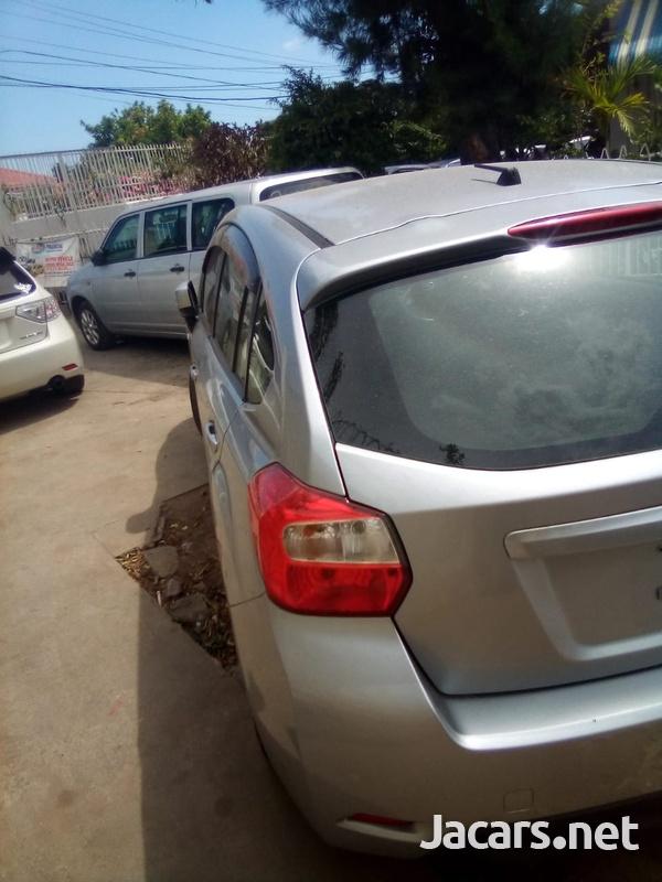 Subaru Impreza 1,5L 2013-4