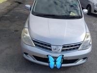 Nissan Latio 1,5L 2012
