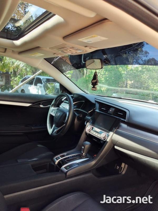 Honda Civic 1,5L 2017-2