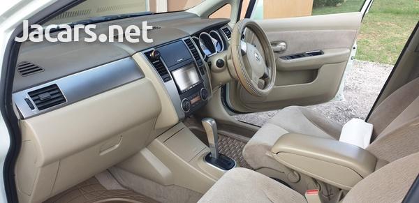 Nissan Tiida 1,5L 2012-11