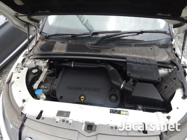 Land Rover Range Rover Evoque 2,5L 2013-8