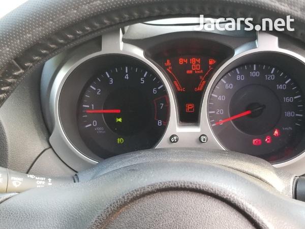 Nissan Juke 1,5L 2014-5