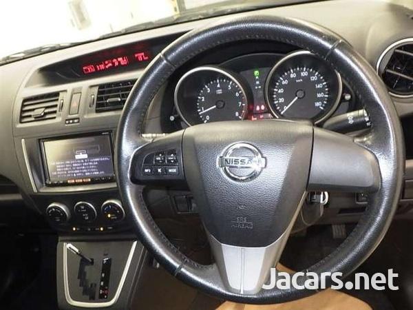 Nissan LaFesta 2,0L 2014-5