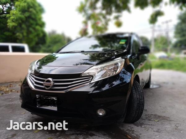 Nissan Note 1,2L 2013-7