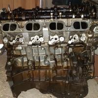 1AZ D4 engine head and parts