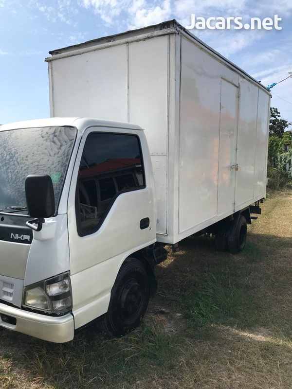 2007 Isuzu NKR Truck-2