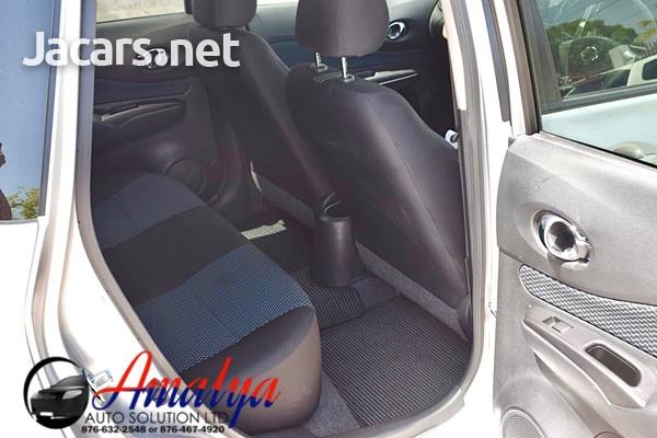Nissan Note 1,3L 2015-7