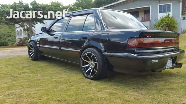 Honda Civic 1,5L 1991-6