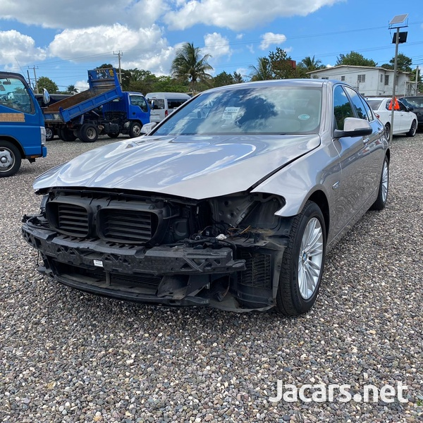 BMW 5-Series 2,0L 2014-4