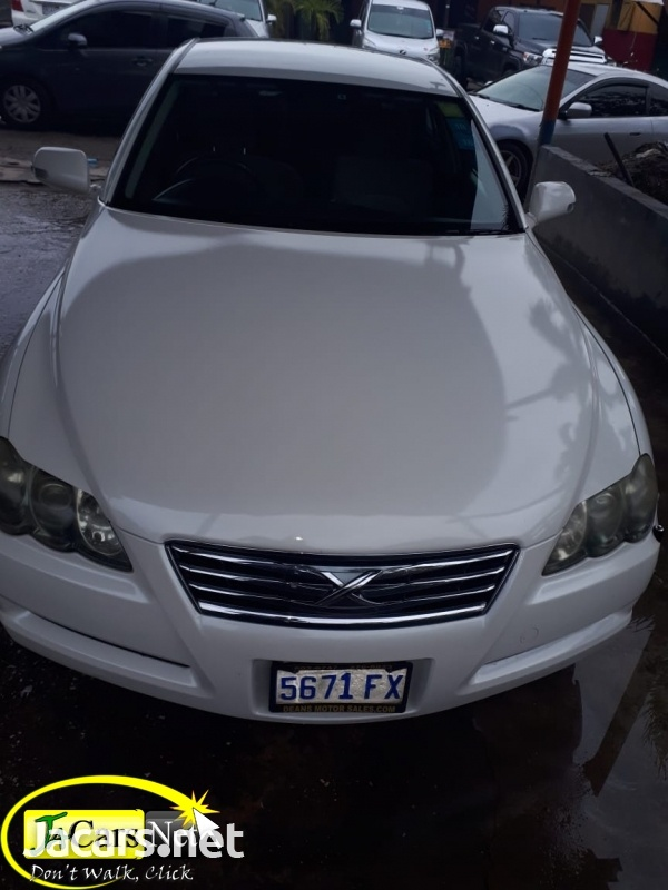 Toyota Mark X 2,5L 2009-2