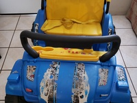 2 Seats Battery Operated Jeep
