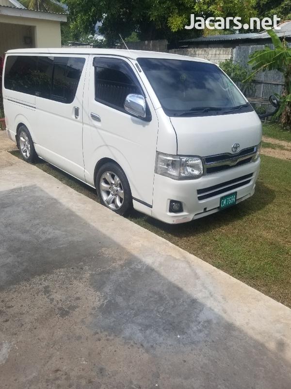 Toyota Hiace Super GL 2,0L 2011-3