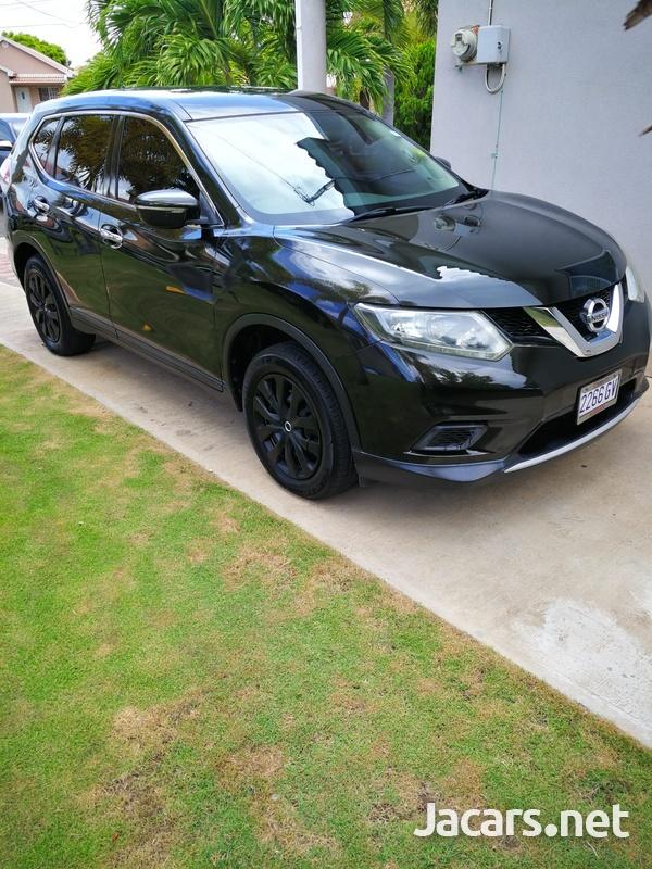 Nissan X-Trail 2,5L 2015-6