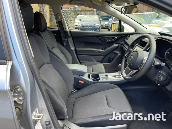 Subaru Impreza 1,6L 2018-10