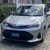 Toyota Axio 1,5L 2017