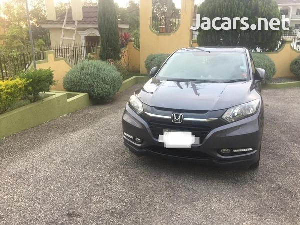 Honda HR-V 2,0L 2017-1