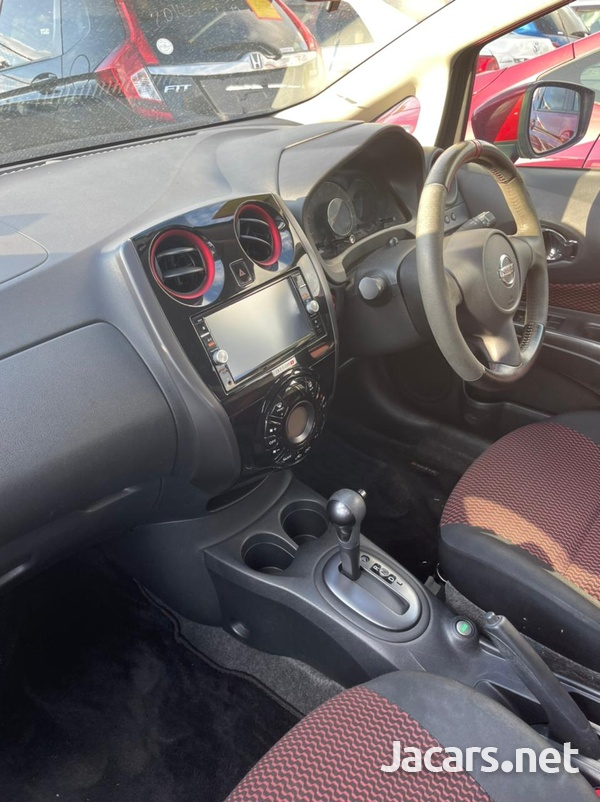 Nissan Note 1,7L 2015-10