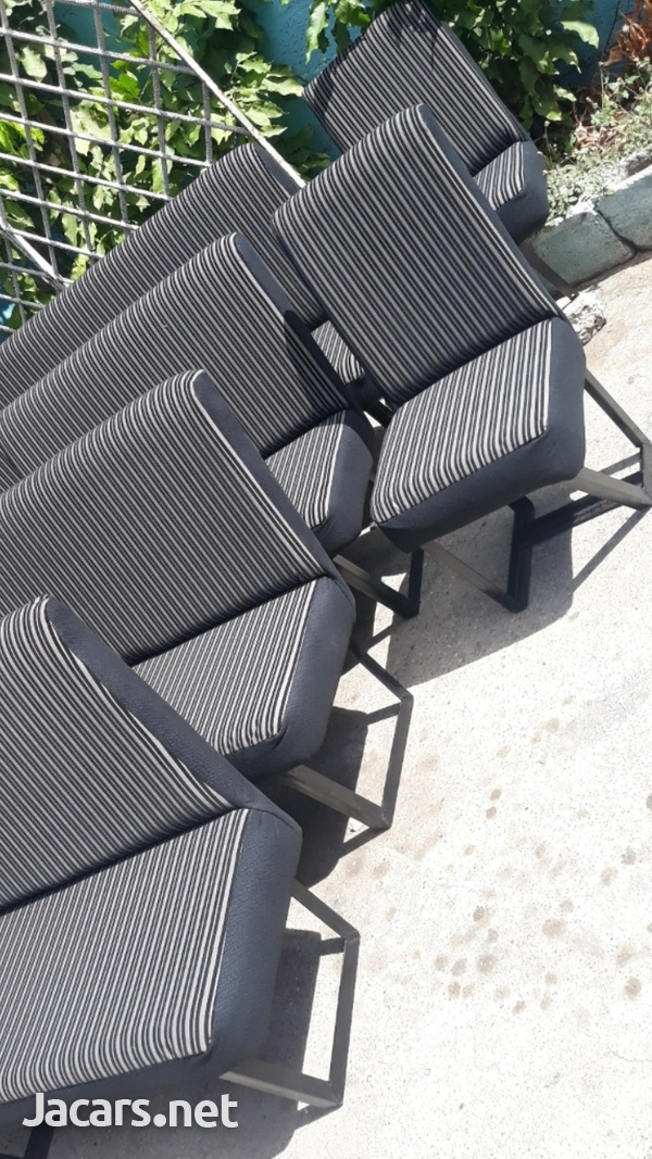WE BUILD AND INSTALL BUS SEATS.CONTACT 8762921460-3
