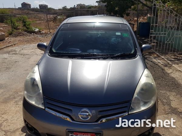 Nissan Note 1,5L 2012-4