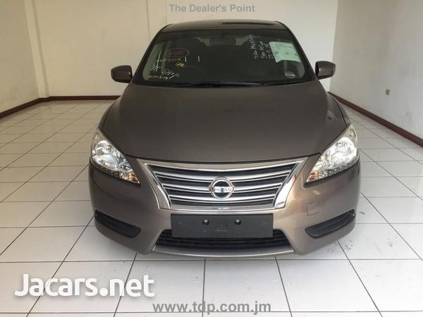 Nissan Sylphy 1,6L 2014-2
