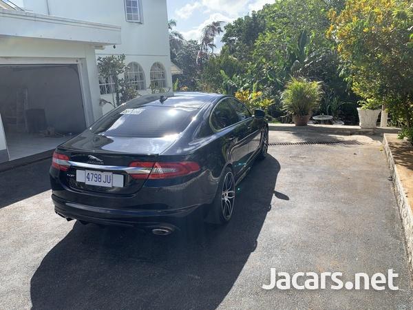 Jaguar XF 2,2L 2015-6
