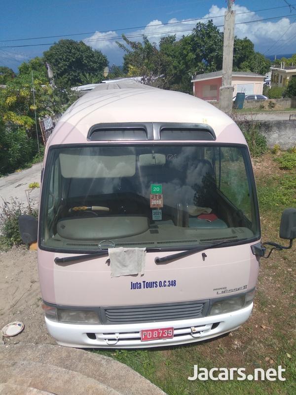 Toyota Coaster Bus2000-1