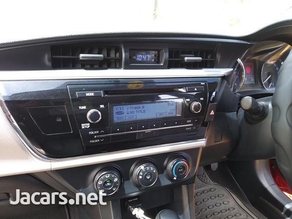 Toyota Corolla 1,8L 2014-9