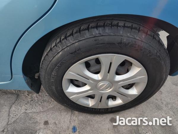 Nissan Note 1,5L 2015-10