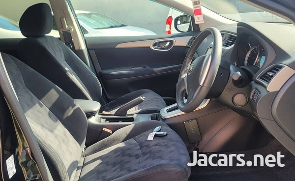 Nissan Sylphy 1,8L 2016-6