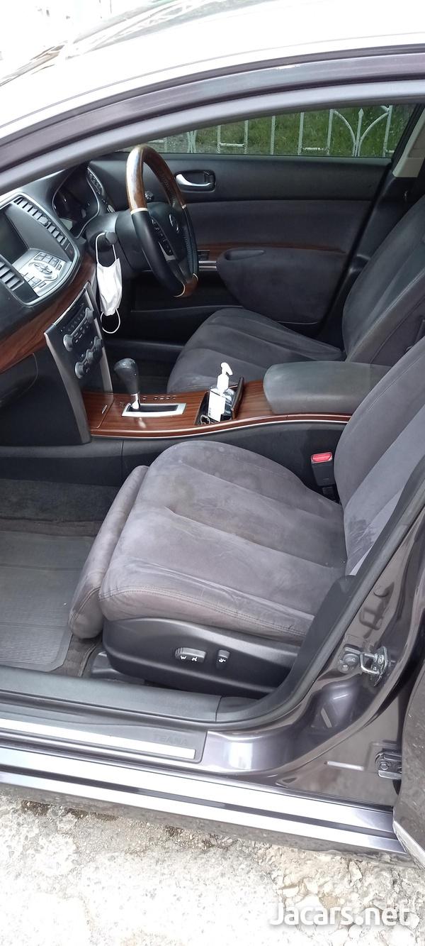 Nissan Teana 2,5L 2011-1