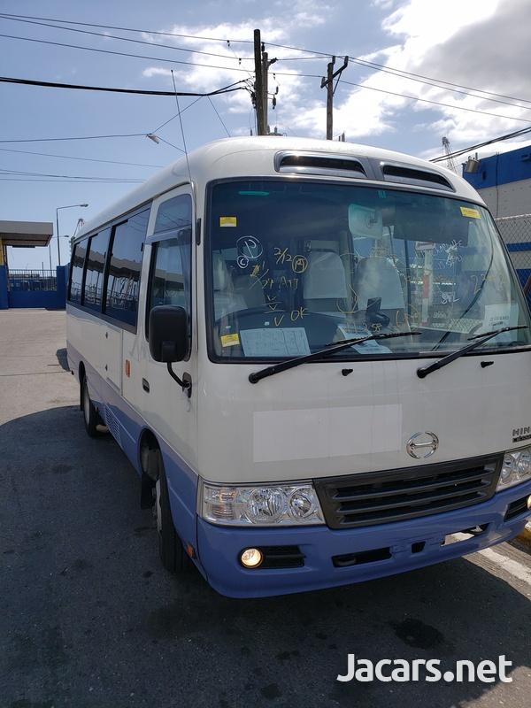 2012 Hino Liesse Coaster Bus-7