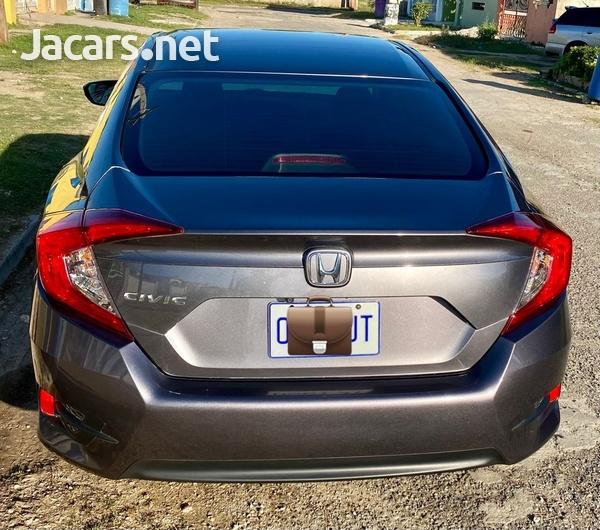 Honda Civic 2,0L 2017-11