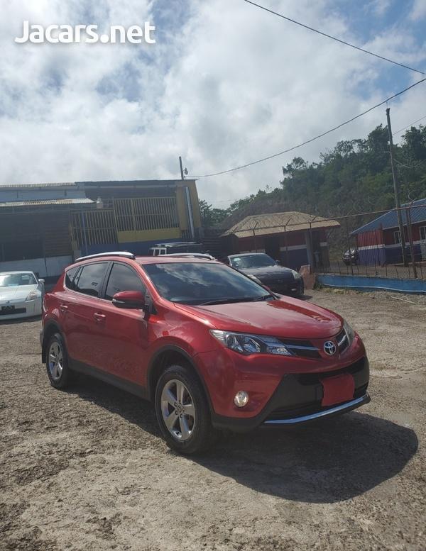 Toyota RAV4 2,5L 2016-1