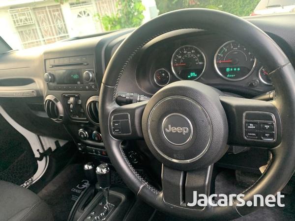 Jeep Wrangler Sport Unlimited 3,6L 2015-7