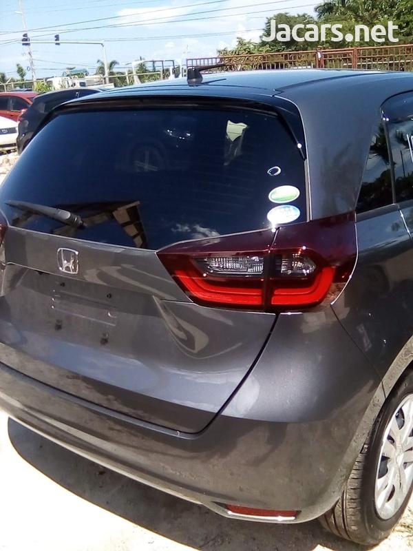 Honda Fit 1,5L 2020-4