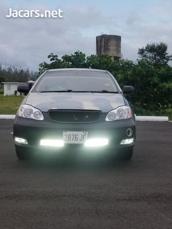 Toyota Corolla Altis 1,6L 2003-1