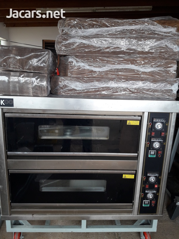 Commercial oven electric-5