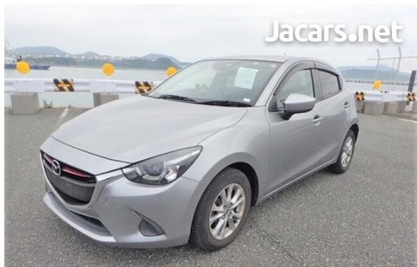 Mazda Demio 1,5L 2016-4