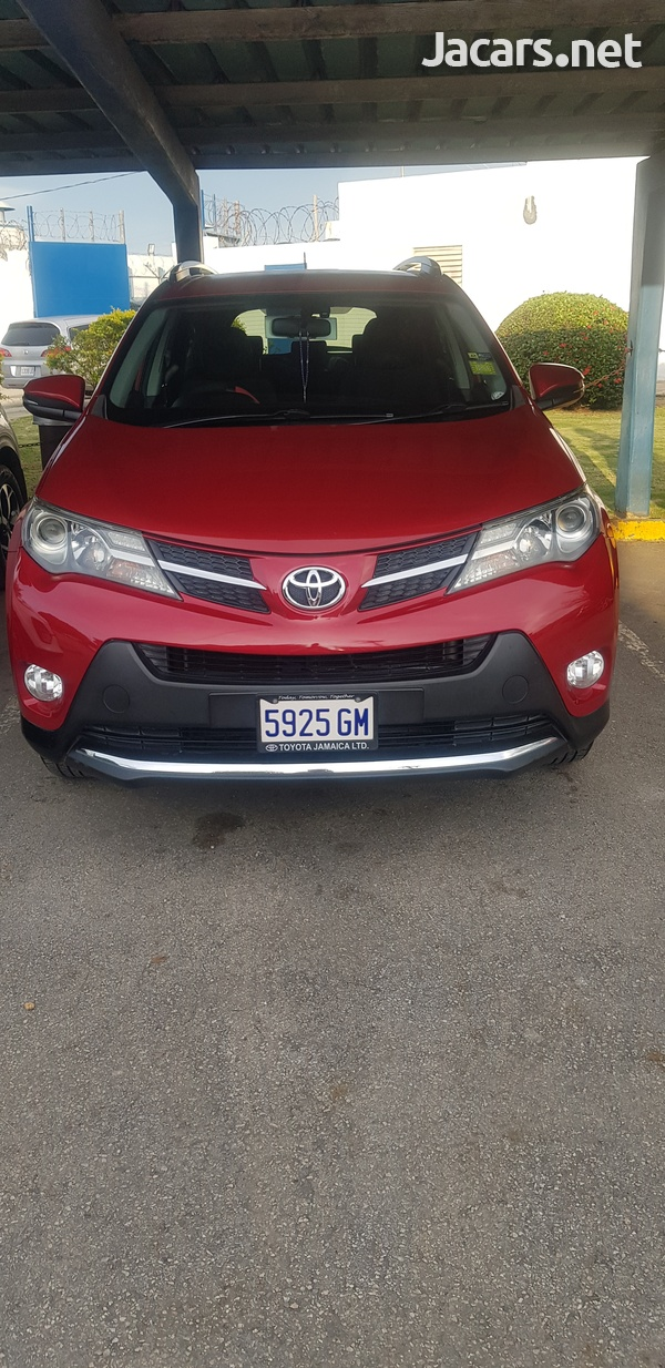 Toyota RAV4 2,5L 2014-13