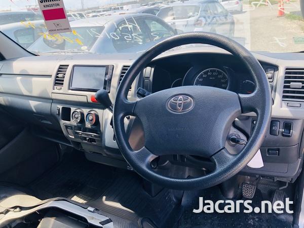 Toyota Regiusace GL Package 2,0L 2012-9