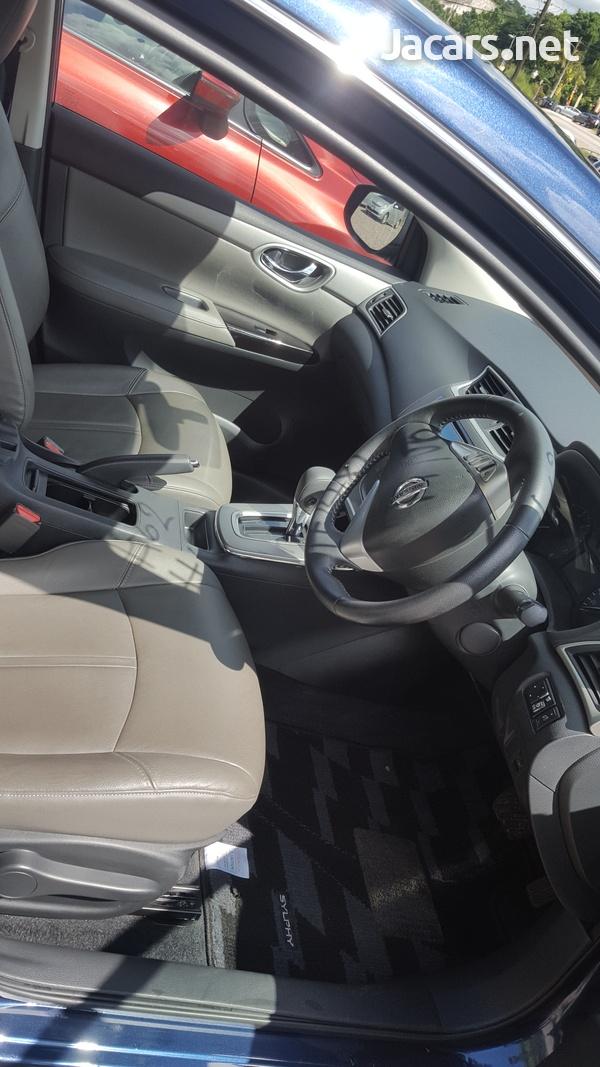Nissan Sylphy 1,5L 2014-13