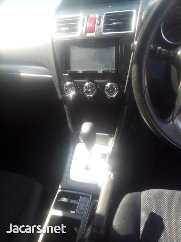 Toyota Mark X 2,0L 2011-8