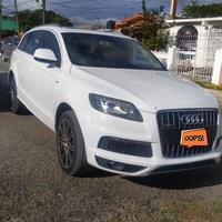 Audi Q7 3,0L 2012